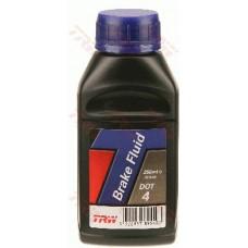Brake fluid TRW DOT4 0.25L