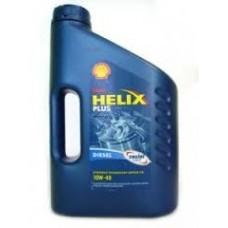 Shell 5W40 HELIX PLUS S 1L