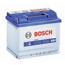 BOSCH S4005 60Ah 540A (EN) 242x175x190 - / +