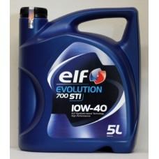 ELF 10W40 EVOLUTION 700 STI 5L