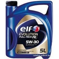 ELF 5W30 EVOLUTION FULLTECH FE 5L
