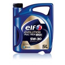 ELF 5W30 EVOLUTION FULLTECH MSX 5L