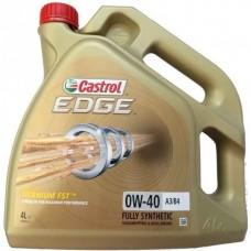 CASTROL 0W40 EDGE TITANIUM FST 4L