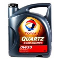 TOTAL 0W30 QUARTZ 9000 ENERGY 5L