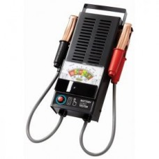 Analogue load battery tester 6 / 12v