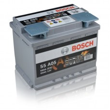 BOSCH 60Ah 680A (EN) 242x175x190 12V