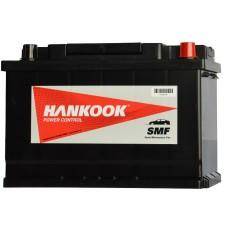 HANKOOK 100Ah 850A (EN) 354x174x190 12V
