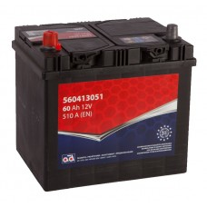 Battery AD 60Ah 510A + -
