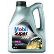 Mobil 10W40 SUPER 2000 4L